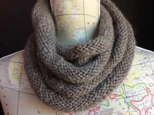 Doubled-up Cowl