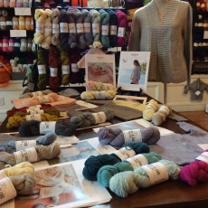 Swans Island Trunk Show
