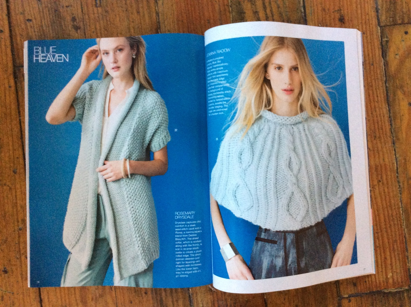 Vogue Holiday–10 1/2–My favorite size needle! – Love.Yarn.Shop.