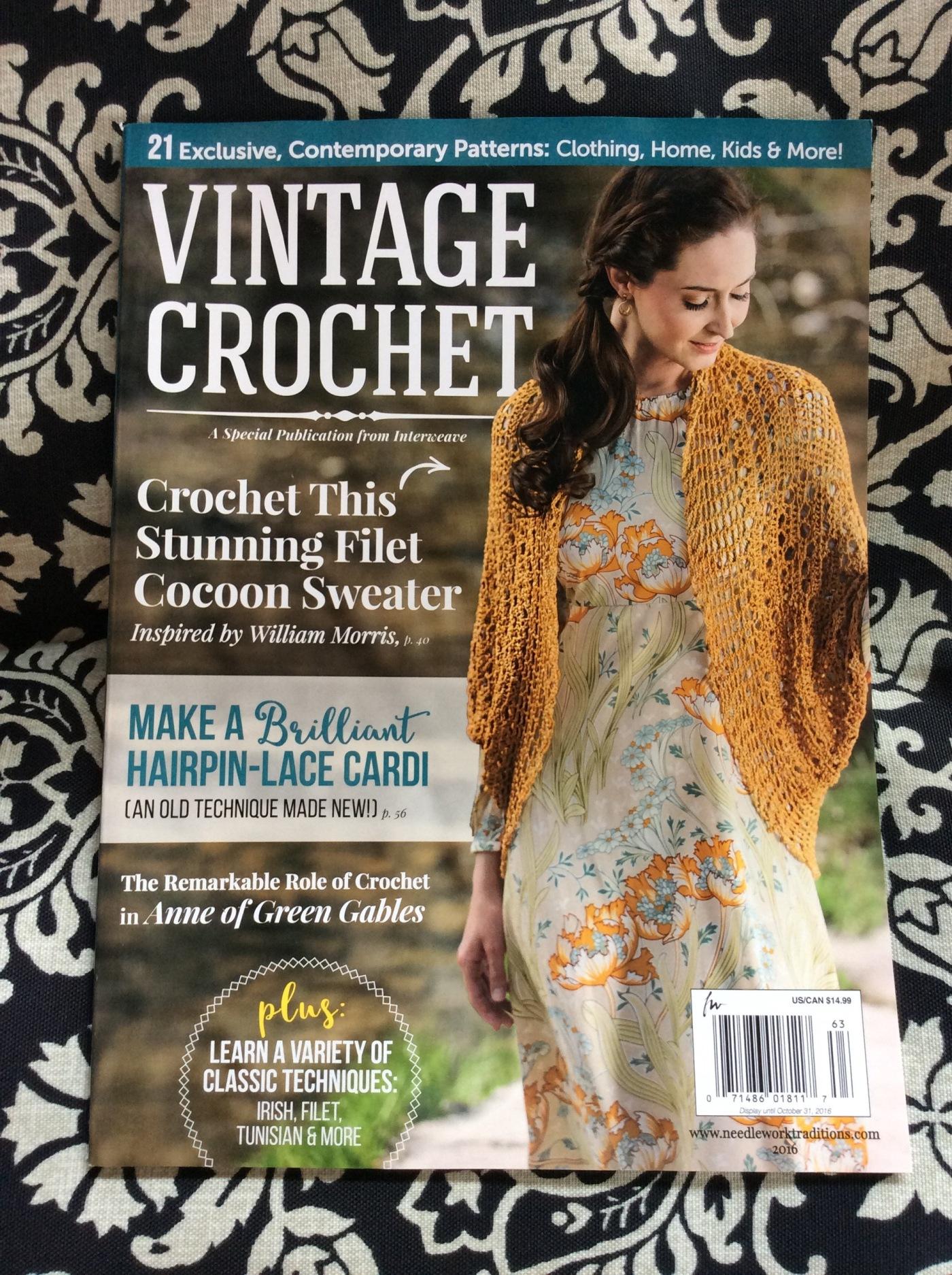 Vintage Crochet 2016